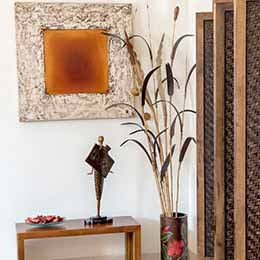 Modern Art: Hand picked art pieces curated personally from across the globe adorn the interiors at Concord Casablanca Serviced Apartment